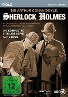 Sir Arthur Conan Doyle: Sherlock Holmes
