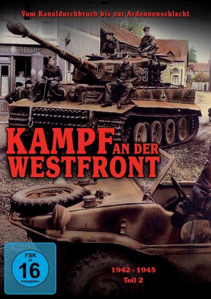 Kampf an der Westfront (Teil 2 - 1942-1945)
