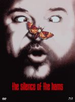 The Silence of the Hams - Limited Edition Mediabook (Blu-ray + DVD) - TURBINE-SHOP EXCLUSIVE!