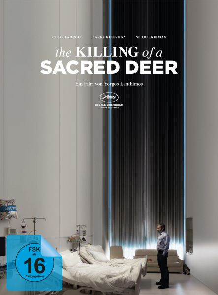 The Killing of a Sacred Deer - Limited Edition Mediabook (Blu-ray + DVD)