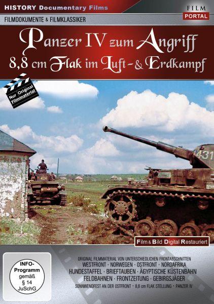 Panzer IV zum Angriff