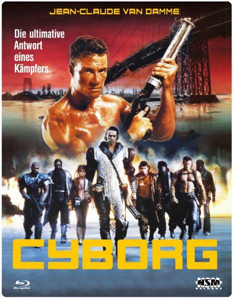 Cyborg (FuturePak)