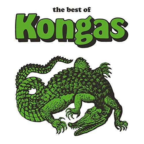 Kongas - The Best Of (2LP+CD)