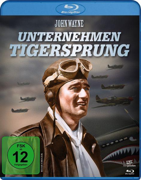 Unternehmen Tigersprung (John Wayne)