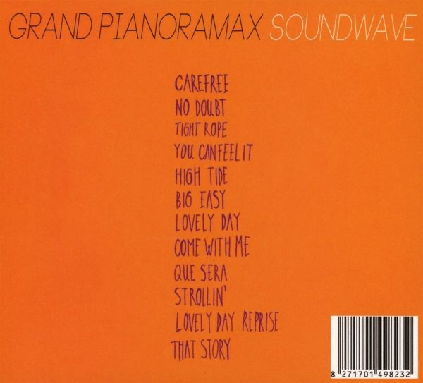 Grand Pianoramax - Soundwave