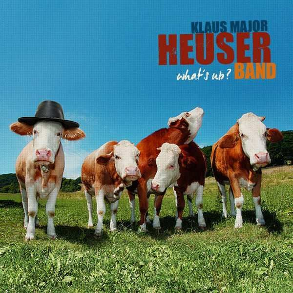 Klaus Major Heuser Band - What's up?