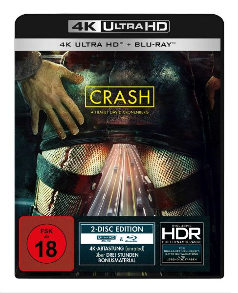 Crash (4K Ultra HD + Blu-ray)