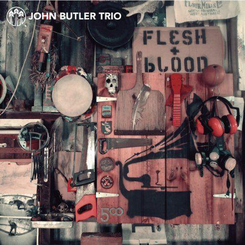 John Butler Trio - Flesh & Blood (2LP)