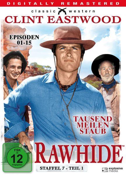 Rawhide - Tausend Meilen Staub - Season 7, Teil 1