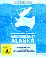 Ausgerechnet Alaska - Die komplette Serie (SDonBD)