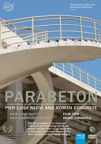 Parabeton - Pier Luigi Nervi und römischer Beton (Blu-ray + DVD Doppelbox)