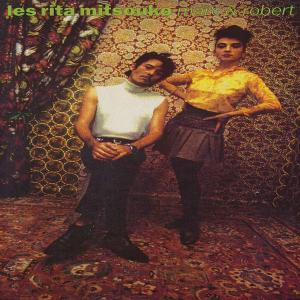 Les Rita Mitsouko - Marc & Robert (LP+CD)