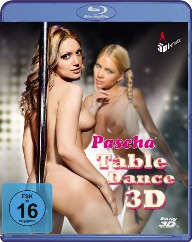 Pascha Tabledance 3D (Blu-ray 3D, 2D- und 3D-Version)