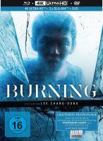 Burning - 4-Disc Mediabook (4K Ultra HD + 2 Blu-rays + DVD)