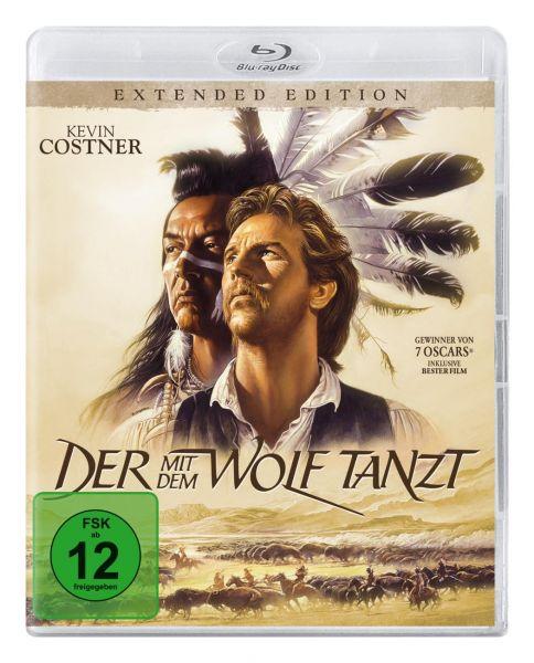 Der mit dem Wolf tanzt - Extended Edition