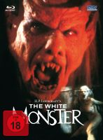 The White Monster - Cover A (Limitiertes Mediabook) (Blu-ray + DVD)