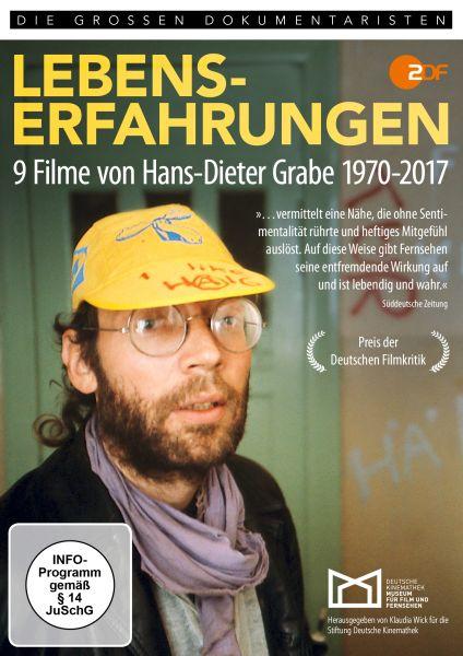 Lebenserfahrungen - 9 Filme von Hans-Dieter Grabe 1970 - 2017