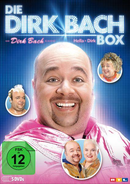 Die Dirk Bach Box (Die Dirk Bach Show + Hella & Dirk)
