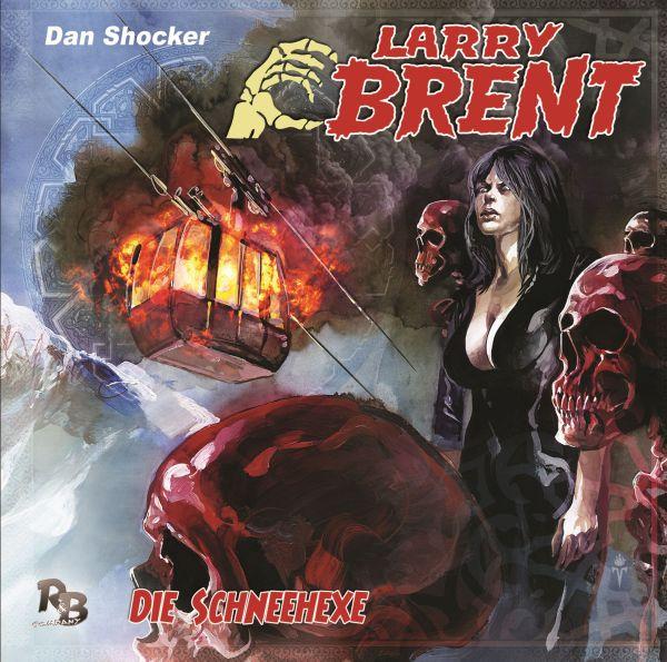 Larry Brent - Die Schneehexe (35)