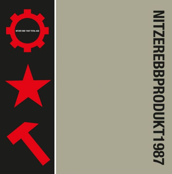 Nitzer Ebb - That Total Age (Expaned Collectors Edition)