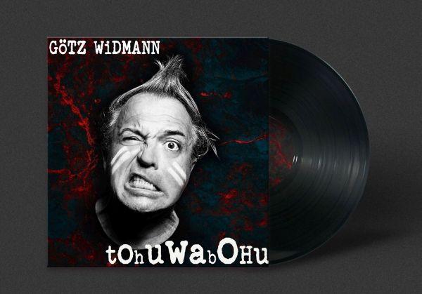 Widmann, Götz - Tohuwabohu (LP)