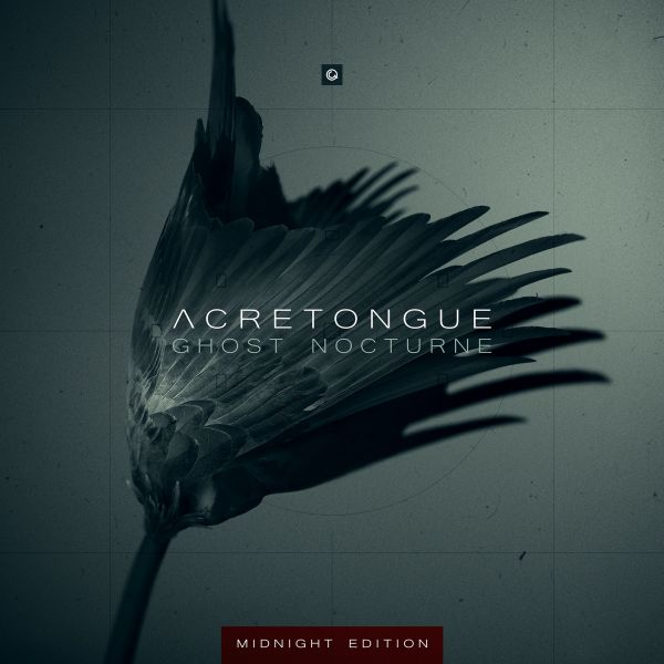Acretongue - Ghost Nocturne (Midnight Edition) (2CD im Buch Format)