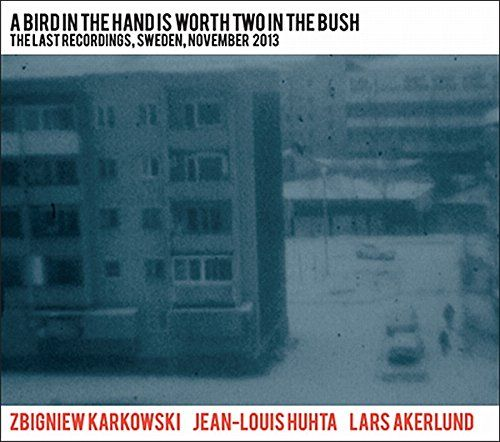 Karkowski / Huhta / Akerlund - A Bird In The Hand Is Worth Two In The Bush
